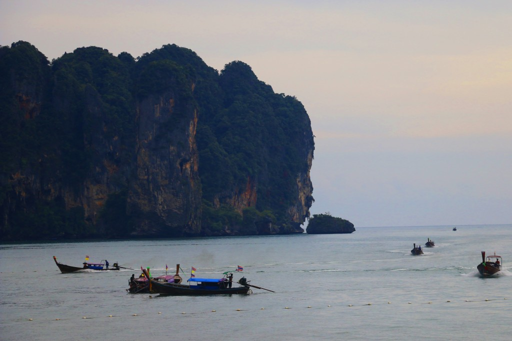 Ao Nang Railay Beach