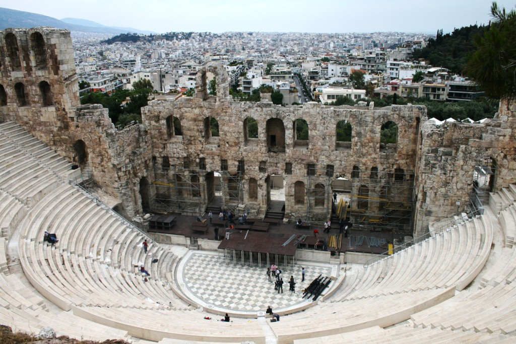 Amphitheater_Athens
