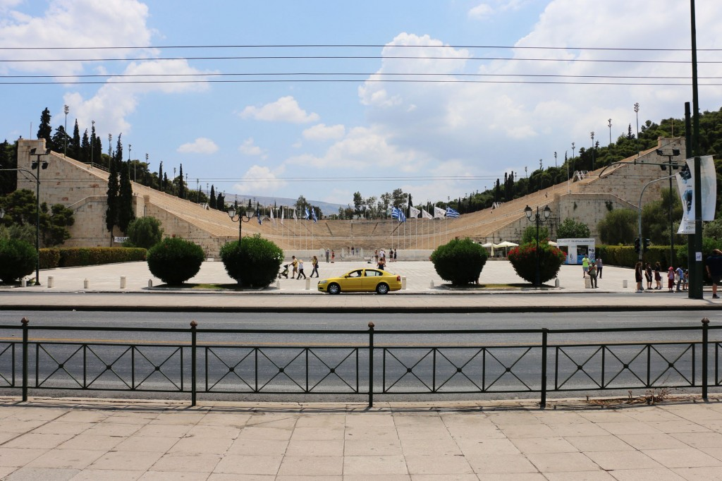 Old Olympic Stadium Athens