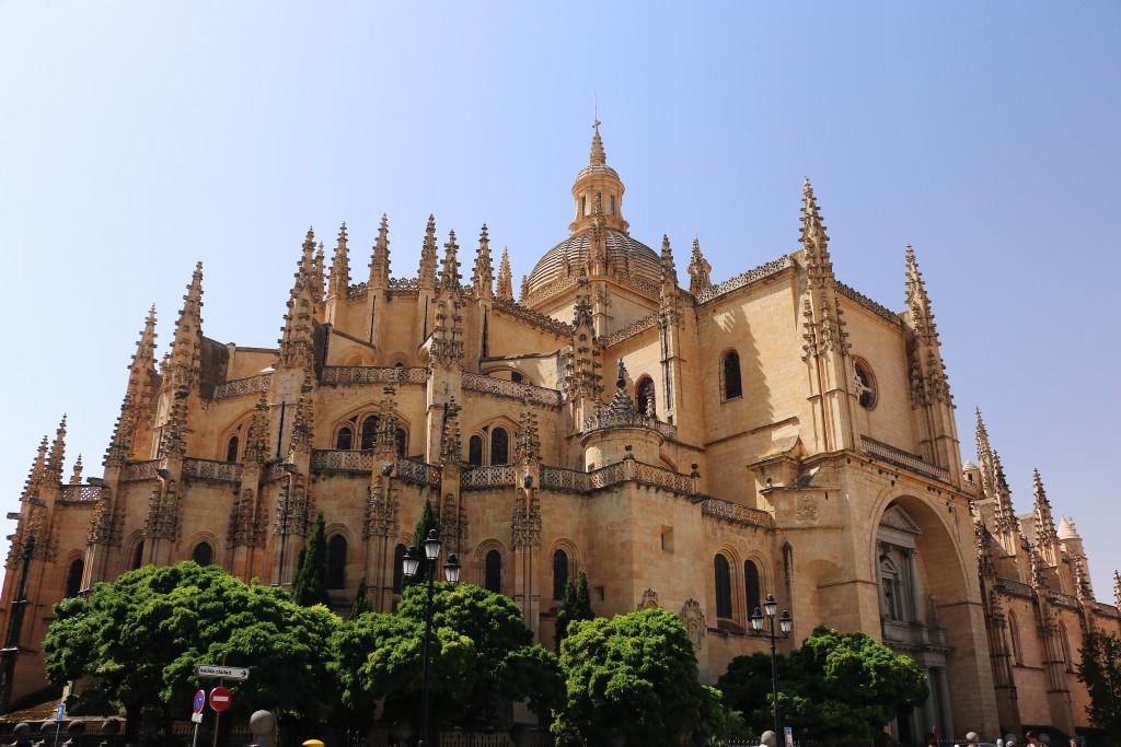IMG_4081_Segovia Gothic Cathedral