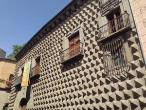 Segovia_Casa de los Picos_Jewish quarter Segovia